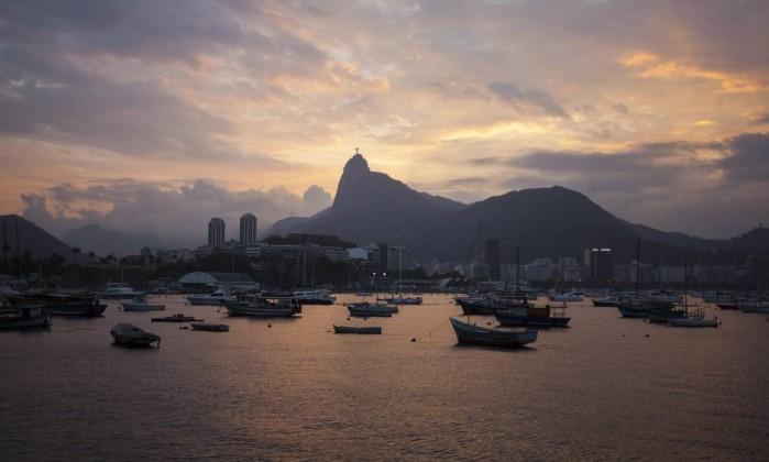 Rio de Janeiro Foto: Gabriel Monteiro / Agência O Globo