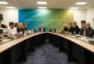 Equipe de transição do presidente eleito Jair Bolsonaro Foto: Divulgação