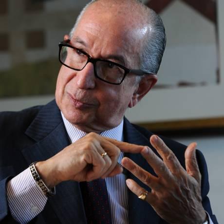 Economista Marcos Cintra, da equipe de transição de Jair Bolsonaro Foto: Leo Pinheiro / Agência O Globo