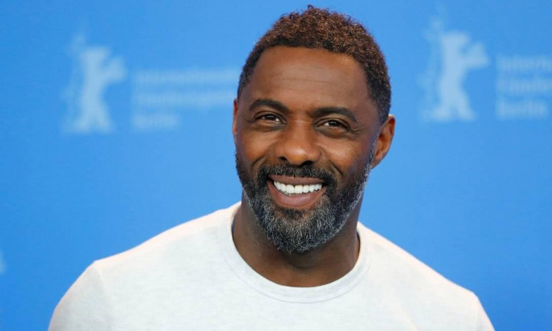 Idris Elba Foto: Hannibal Hanschke / REUTERS