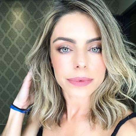 Daniella Cicarelli: close de beleza Foto: Reprodução/ Instagram