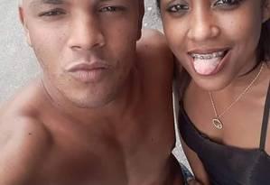 Anderson e Tayane Foto: Facebook / Reprodução