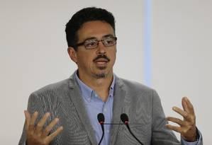 O ministro da Cultura, Sérgio Sá Leitão, nomeado secretário de João Doria Foto: Jorge William / Agência O Globo