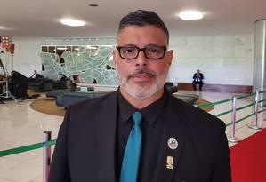 O deputado federal eleito Alexandre Frota (PSL-SP) Foto: Gabriel Hirabahasi / Época