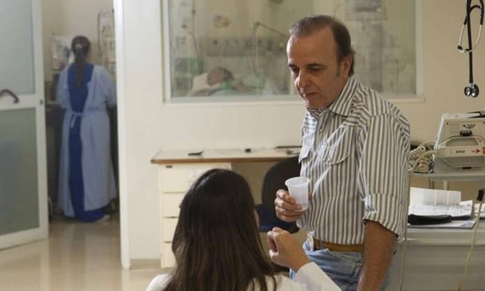 O empresário Henrique Prata, cotado para o Ministério da Saúde Foto: Agência O Globo
