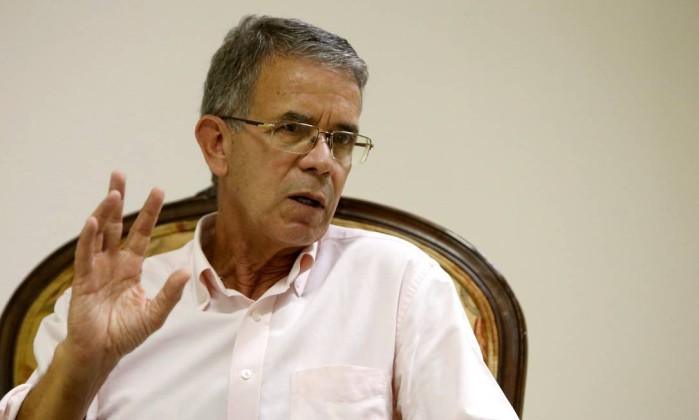 General da reserva, Oswaldo Ferreira deve assumir ministério da área de Infraestrutura Foto: ADRIANO MACHADO / REUTERS
