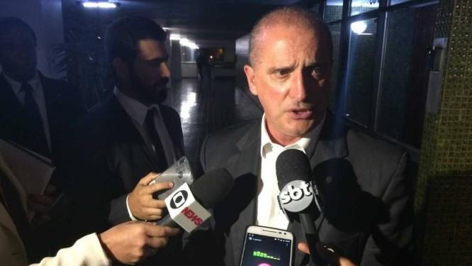 Ministro extraordinário da transição, Onyx Lorenzoni. Foto: Agência O Globo