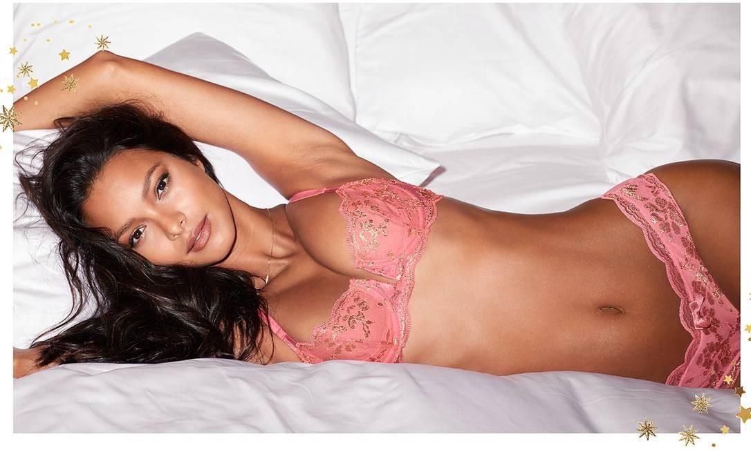 Lais Ribeiro: angel da Victoria's Secret Foto: Divulgação