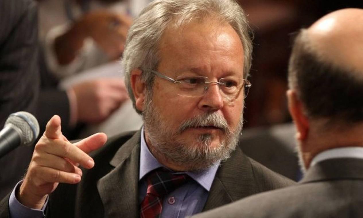 Líder do PDT na Alerj, o deputado Luiz Martins é acusado de receber propina mensal de R$ 80 mil do esquema criminoso Foto: Divulgação