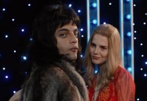 Rami Malek como Freddie Mercury em 'Bohemian Rhapsody' Foto: Divulgação