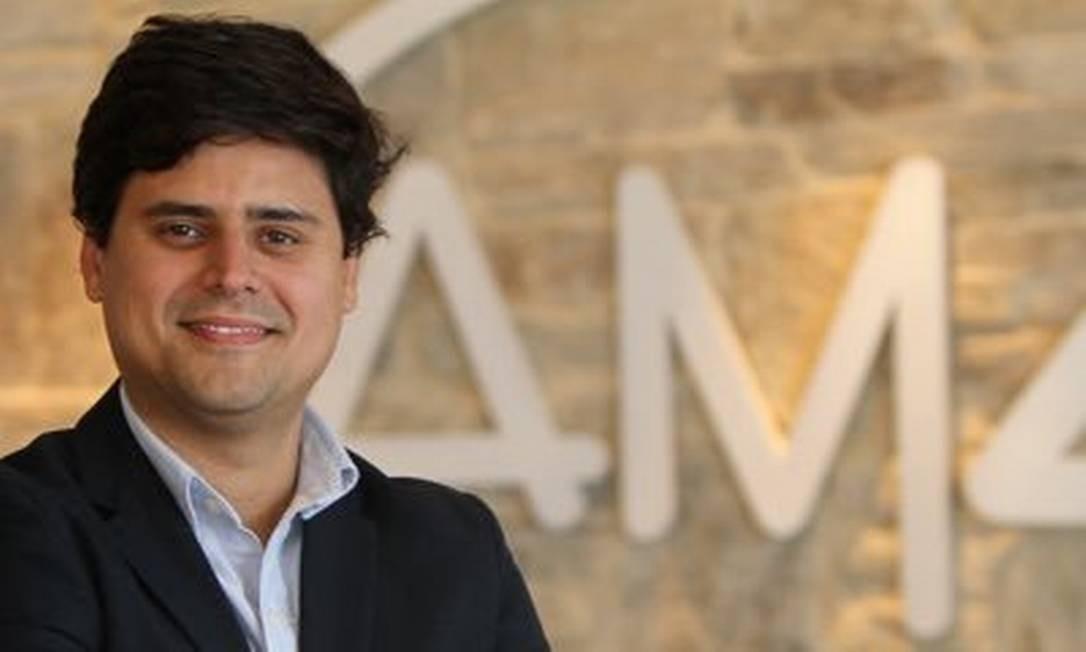 Marcos Aurélio Carvalho, um dos donos da agência AM4 Foto: Agência O Globo