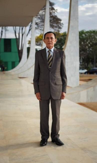 O advogado Jose Dionizio de Oliveira também segue a linha tradicional Daniel Marenco / Agência O Globo