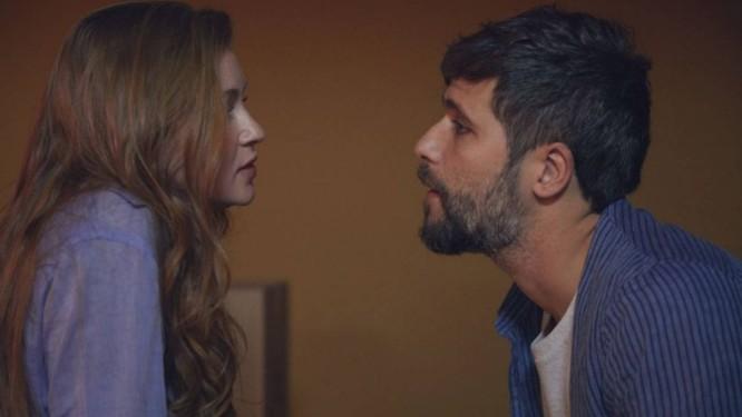 Marina Ruy Barbosa e Bruno Gagliasso: belas canções e nenhuma química Foto: Divulgação