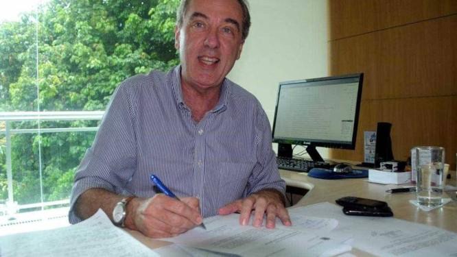 Affonso Monnerat, secretário de Governo de Pezão Foto: Reprodução