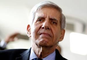 O general Augusto Heleno Foto: Adriano Machado / Reuters