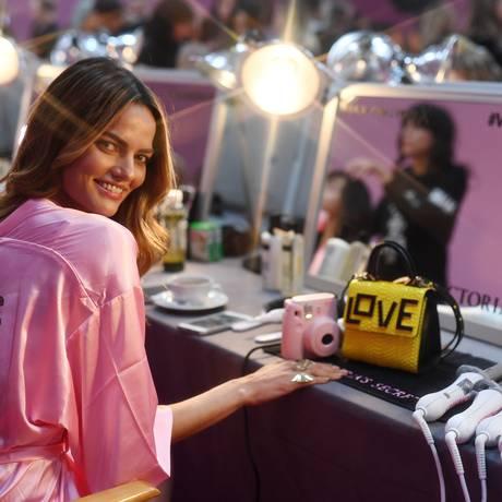Barbara Fialho: musa da Victoria's Secret Foto: Pascal Le Segretain / Getty Images for Victoria's Secr