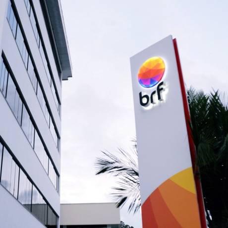 Prédio da BRF em Itajai, Santa Catarina Foto: Lucas Tavares / Agência O Globo
