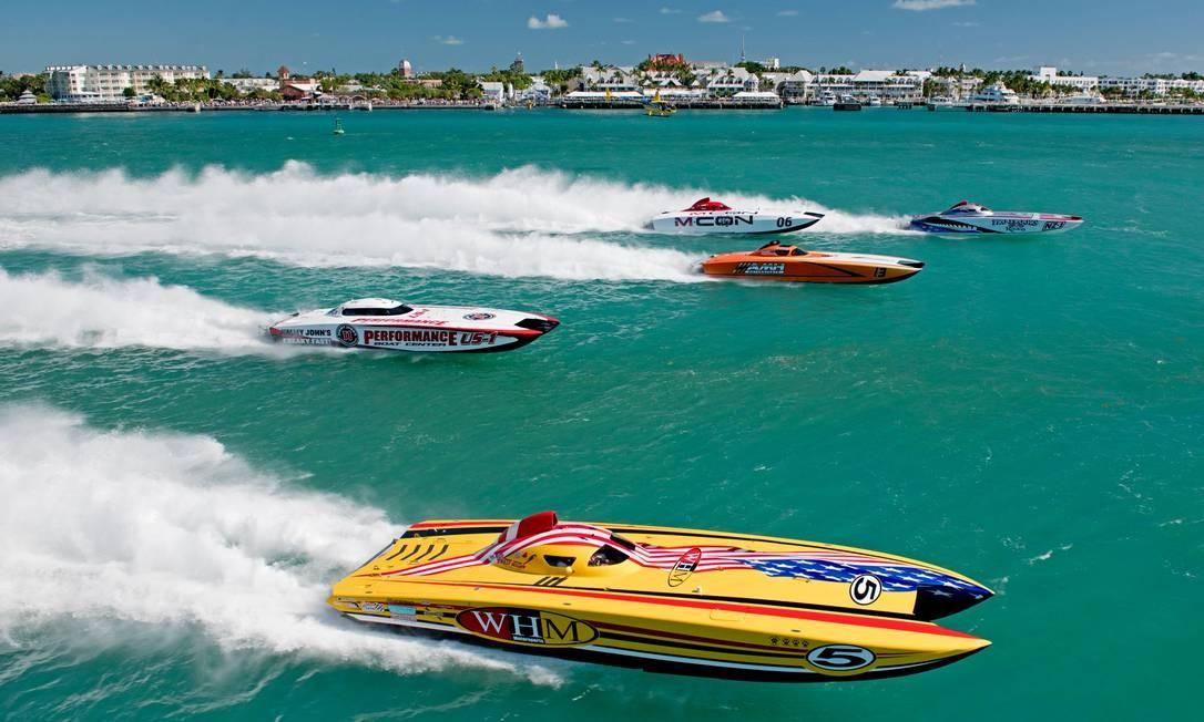 Key West World Championship em Key West, Flórida Foto: ROB O'NEAL / AFP