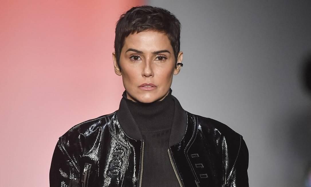 Deborah Secco, referência de cabelos curtos Foto: Marcelo Soubhia/Fotosite