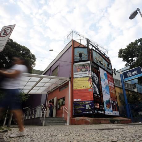 Teatro Glaucio Gill tem programação para comemorar aniversário de 60 anos Foto: Marcos de Paula / Agência O Globo