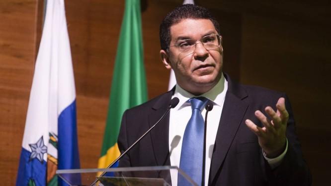Mansueto de Almeida Junior, secretario do Tesouro Foto: Fernando Lemos / Agência O Globo