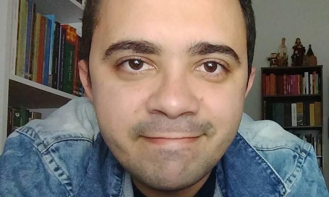 O poeta cearense Mailson Furtado Foto: Reprodução do Facebook