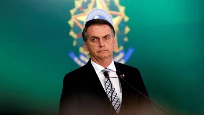 Resultado de imagem para Bolsonaro recebe, no Rio, embaixador alemão