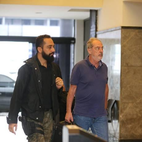 Affonso Monnerat, preso da operação Furna da Onça Foto: Marcia Foletto / Marcia Foletto