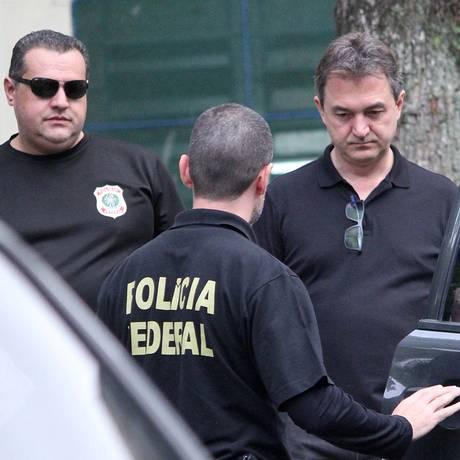 Empresário Joesley Batista deixa o Instituto Médico Legal (IML) Central de São Paulo (SP), após ser preso durante a Operação Capitu Foto: WILLIAN MOREIRA/FUTURA PRESS