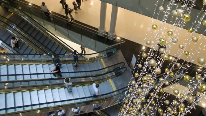 Shopping em São Paulo. Para a maioria dos brasileiros, as marcas têm ideias melhores que os governos para resolver problemas nacionais, informa pesquisa Foto: Paulo Fridman / Corbis via Getty Images