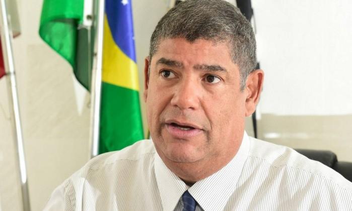 O presidente da Câmara de Vereadores de São Paulo, Milton Leite (DEM) Foto: Reprodução