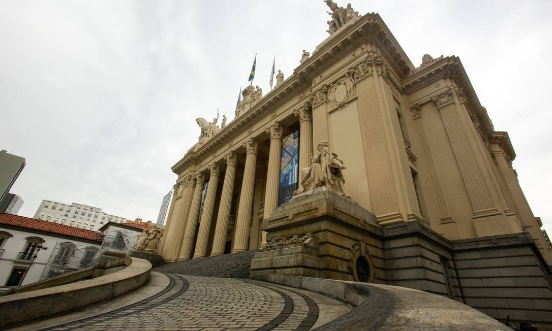 Assembleia Legislativa do Estado do Rio de Janeiro Foto: Brenno Carvalho / Agência O Globo