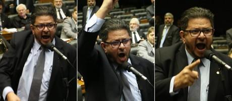 O vice-presidente da Câmara, Fábio Ramalho (MDB-MG) Foto: Aílton de Freitas / Agência O Globo