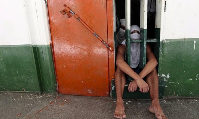 Inspeção feita no antigo Caje (unidade de internação de menores infratores no Plano Piloto, em Brasília) Foto: Luiz Silveira / Agência CNJ