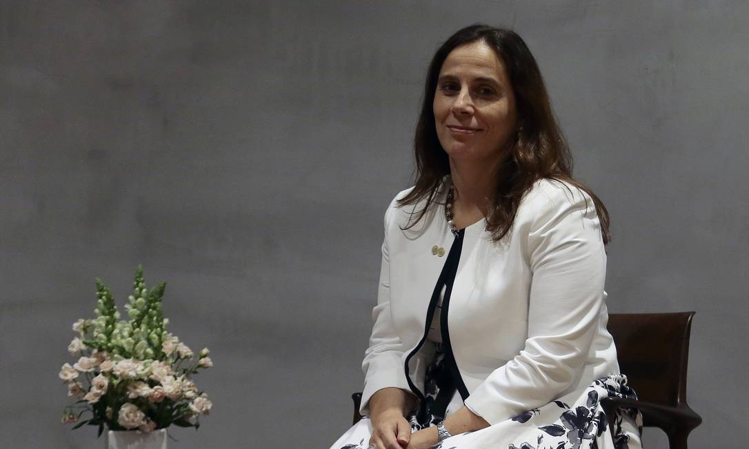 BRASIL - Brasília - BSB - PA - 05/11/2018 - PA - Antonia Urrejola Noguera, comissária da Comissão Interamericana de Direitos Humanos da ONU, e relatora para o Brasil. Foto de Jorge William /Agência O Globo Foto: Jorge William / Agência O Globo