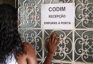 O conselho de Niterói: na Região Metropolitana do Rio, só sete cidades têm esse instrumento de defesa dos direitos das mulheres Foto: Márcio Alves/Arquivo