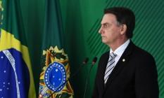 O presidente eleito, Jair Bolsonaro 7/11/2018 Foto: EVARISTO SA / AFP
