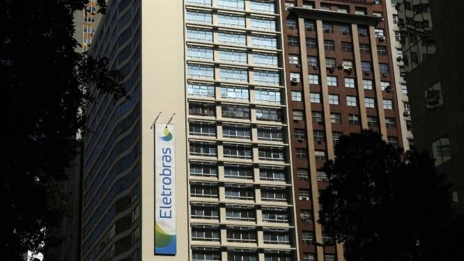 Prédio da Eletrobras, no Centro do Rio Foto: Arquivo - Agência O Globo