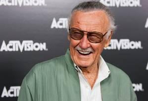 Stan Lee Foto: JASON REDMOND / REUTERS