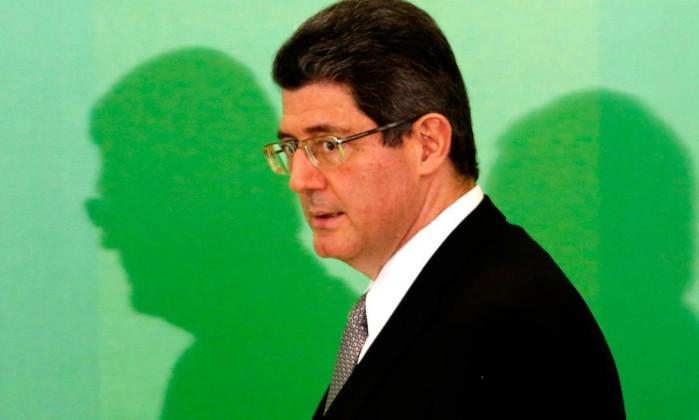 Joaquim Levy, que foi ministro da Fazenda de Dilma Rousseff, aceitou convite para assumir o BNDES no governo Bolsonaro Foto: Aílton de Freitas / Agência O Globo