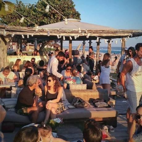 Bar & Co, point com drinques da mixologista Jéssica Sanchez na Barra Foto: Divulgação/Will Mujica