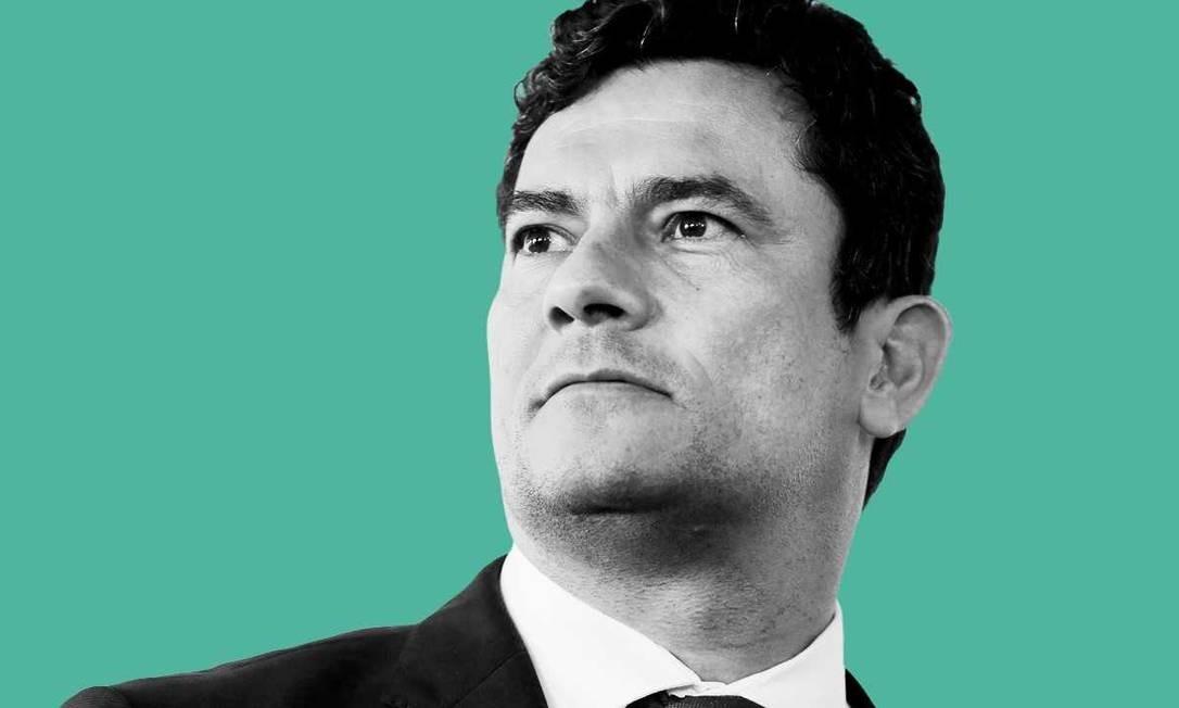 O juiz Sergio Moro aceitou o convite para ser Ministro da Justiça de Jair Bolsonaro Foto: Sergio Lima / AFP
