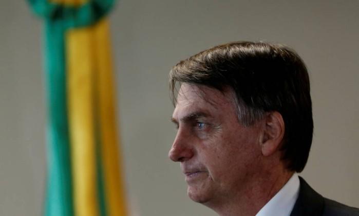 O presidente-eleito Jair Bolsonaro Foto: Adriano Machado / REUTERS