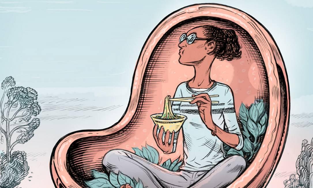 Como se alimentar bem com doenças autoimunes Foto: Lars Leetaru / NYT