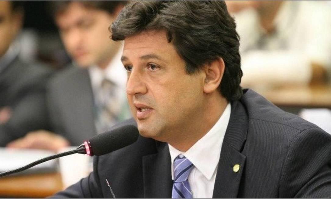 O deputado federal Luiz Henrique Mandetta (DEM-MS) Foto: Divulgação