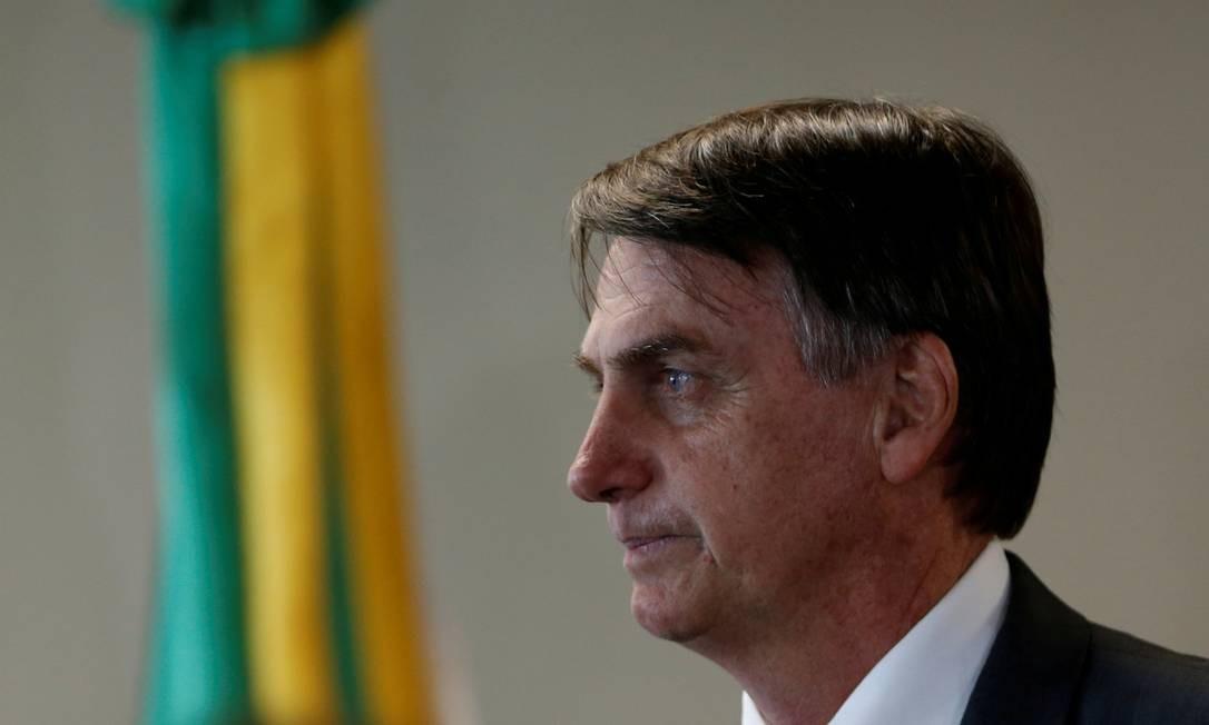 Jair Bolsonaro deve anunciar oitavo ministro ainda nesta quarta Foto: Adriano Machado / REUTERS