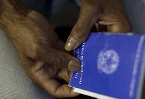 Desemprego é maior entre pretos e pardos. Foto de Márcia Foletto / 1-5-2018 Foto: Márcia Foletto / Agência O Globo