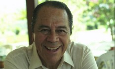 "O rei do boleto, o chileno Luis Enrique ""Lucho"" Gatica Foto: Eurico Dantas / Agência O Globo"