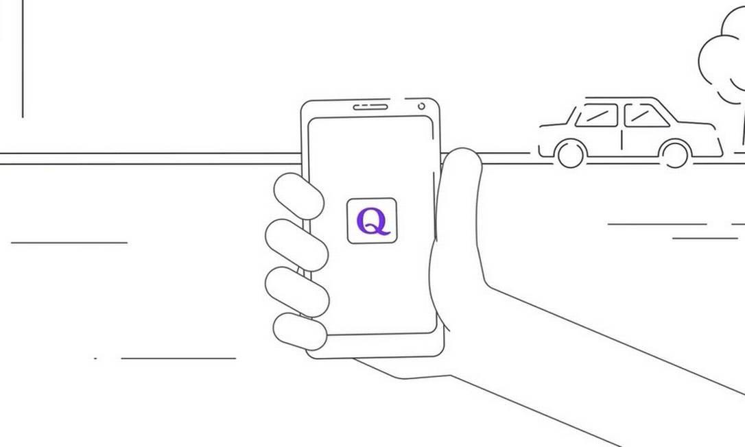 A proposta da Initiative Q é atrair pessoas para lançar um sistema de pagamentos Foto: REPRODUÇÃO