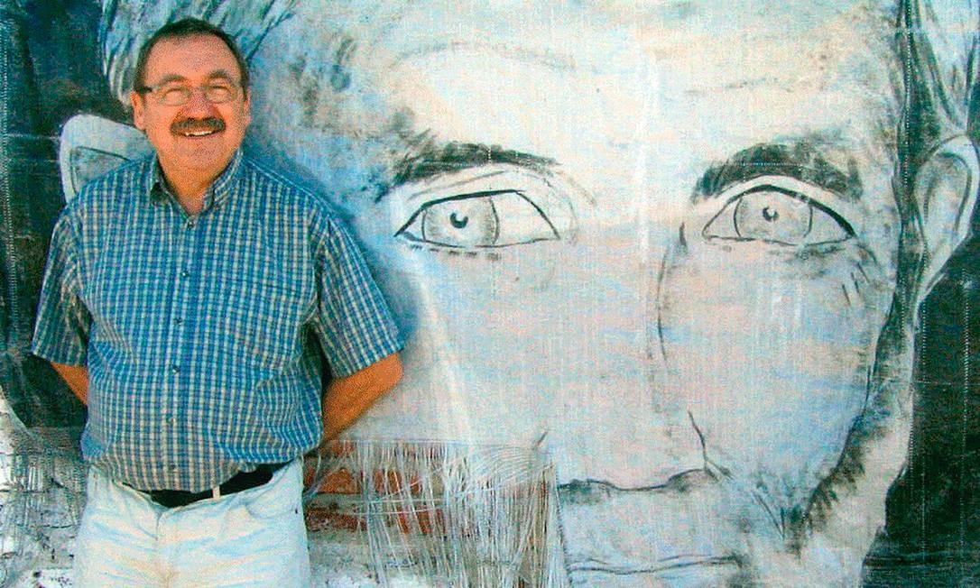 Henry Engler, que passou 13 anos em prisões uruguaias até ser anistiado e libertado, hoje vive em Uppsala, na Suécia Foto: Cortesia Guazú Media